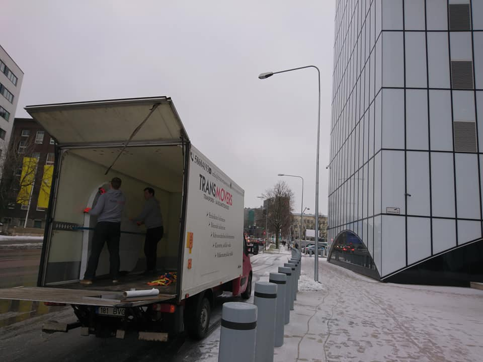Tallinna Lastehaigla Toetusfondi südame kolimine