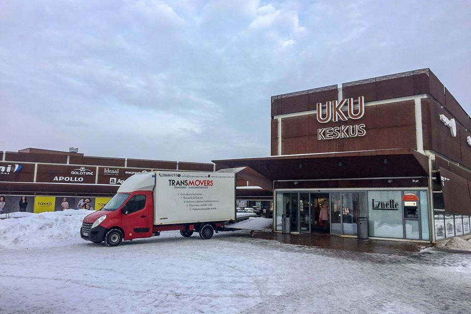 Kolimine UKU keskuses Viljandis